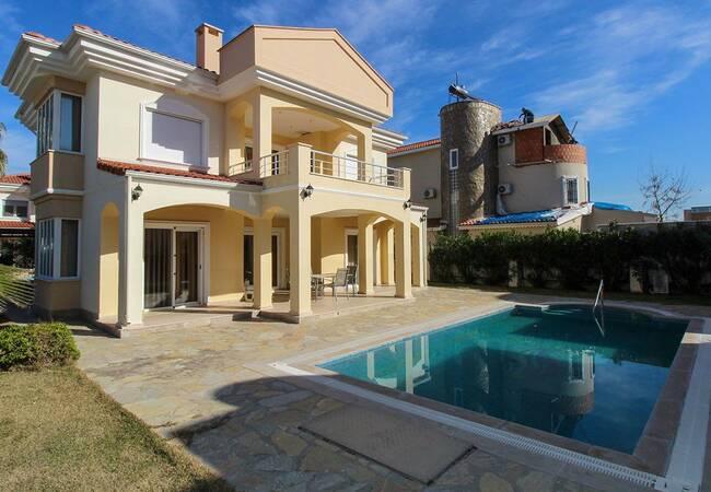 Detached Villa with Private Pool in Belek, Kadriye