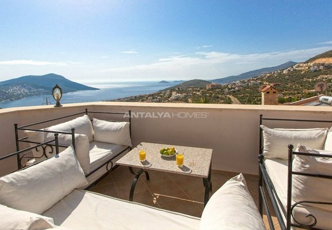 3 Bedroom Private House for Sale in Kalkan Turkey