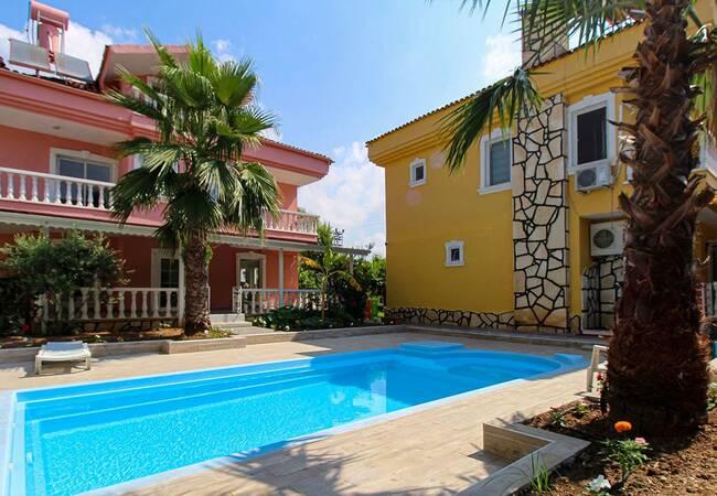 2 Villas Together for Sale in Belek Antalya