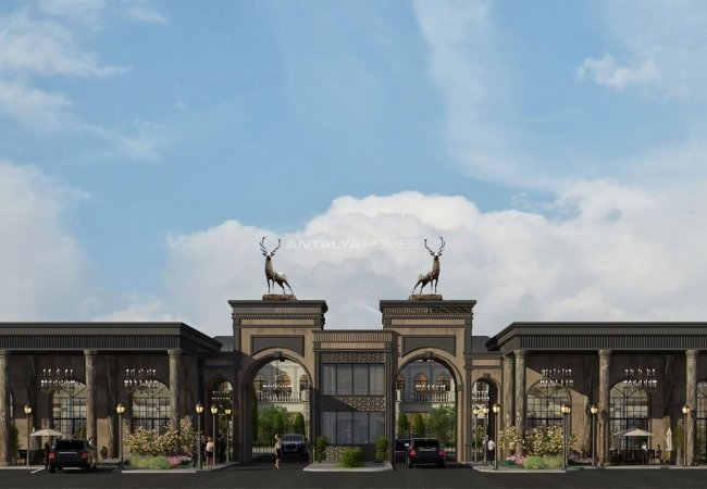 Peaceful Classic Villas to Buy in Cekmekoy Istanbul
