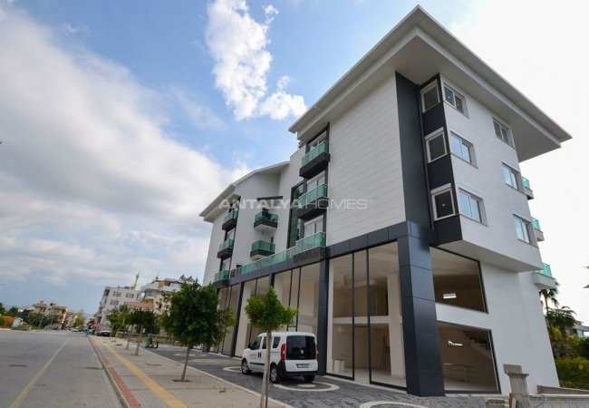 Key-ready Apartments 240 Mt to Sea in Kestel Alanya