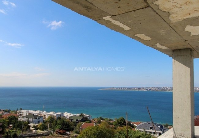 Investment Flats Close to the Seashore in İstanbul