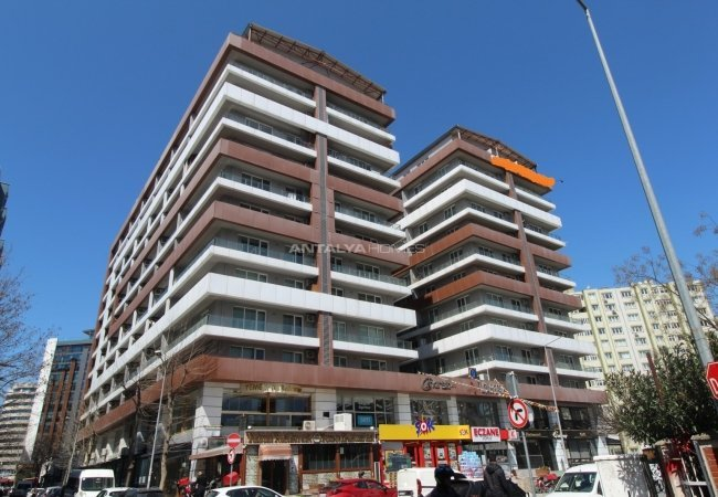 Commercial Properties in Istanbul Next to E-5 Highway