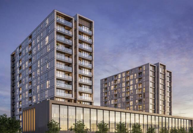 New Luxury Real Estate Close to Daily Amenities in Zeytinburnu