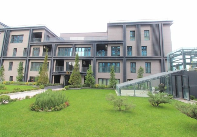 Advantageous Apartments Close to Bosphorus in Sariyer