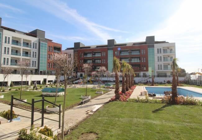 Luxurious Flats with Great Sea View in Beylikduzu Istanbul