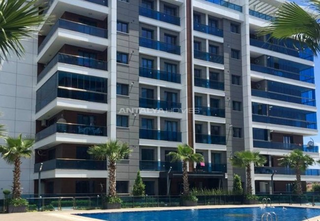 Modern Apartments with Instant Delivery in Avcilar Istanbul