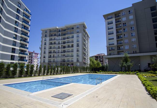 Spacious Flats Near E-5 Highway in Esenyurt Istanbul