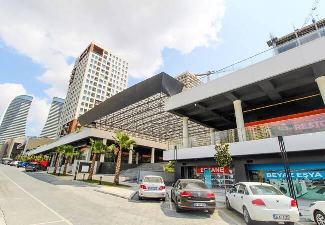 Commercial Properties with Rental Guarantee in Esenyurt