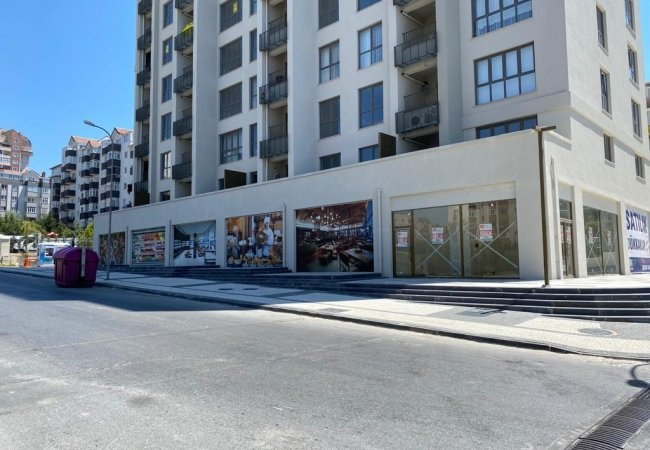 Boutique Shops with Investment Potential in Basaksehir
