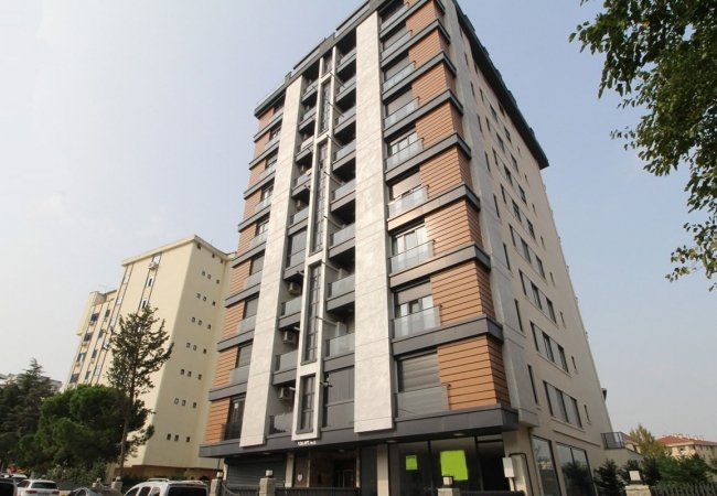 Spacious Istanbul Apartments in a Central Location in Maltepe