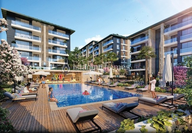 Stunning Real Estate with Fantastic Sea View in Büyükçekmece Istanbul