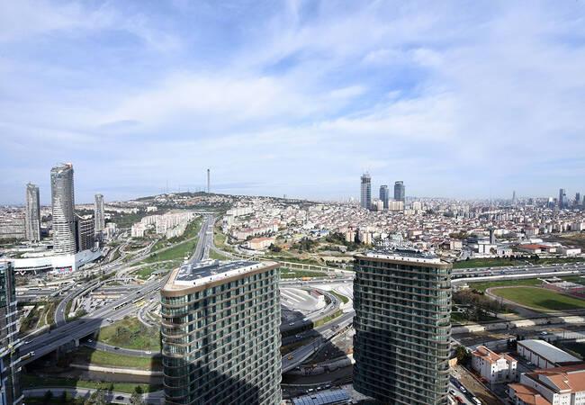 Smart Properties Close to Metro and Metrobus in Kadıköy