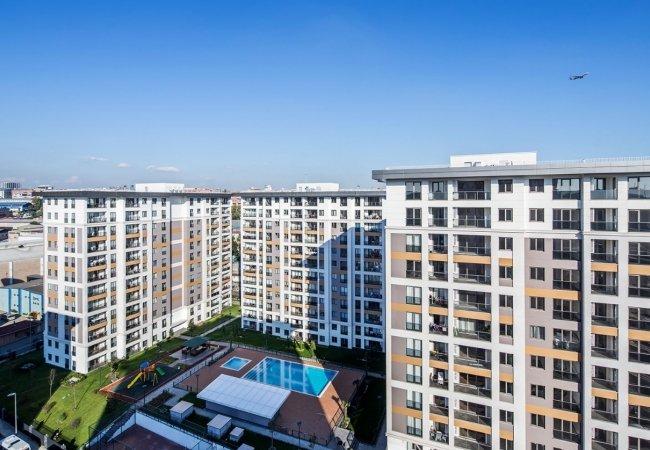 Brand New Apartments Close to the Metro in Zeytinburnu