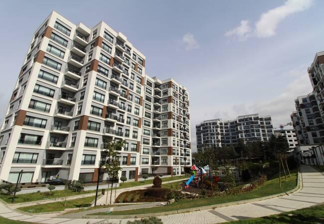 Просторные Квартиры в Санджактепе с Видом на Лес и Окрестности
