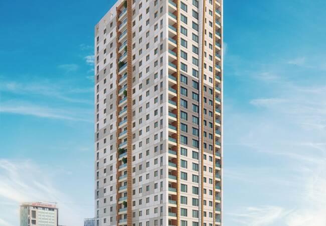 Advantageously Located City View Properties in Umraniye