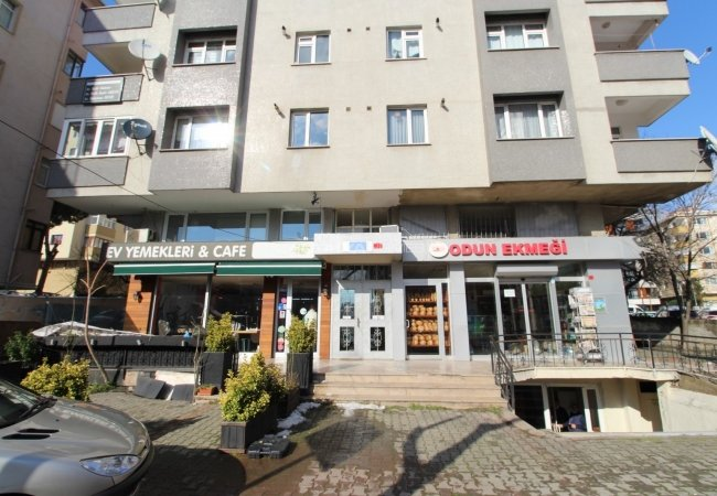 Commercial Shops in Istanbul Kadikoy with Investment Chance