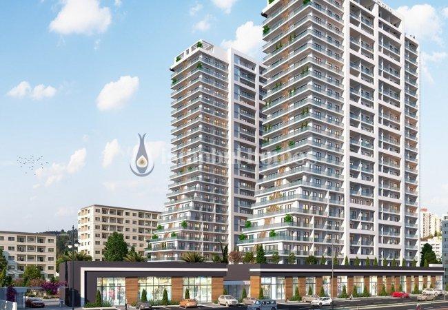 Коммерческая Недвижимость в Центре Эсеньюрта в Стамбуле