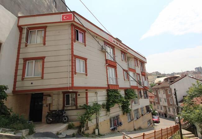 Двухуровневая Квартира в Привилегированном Месте в Кягытхане
