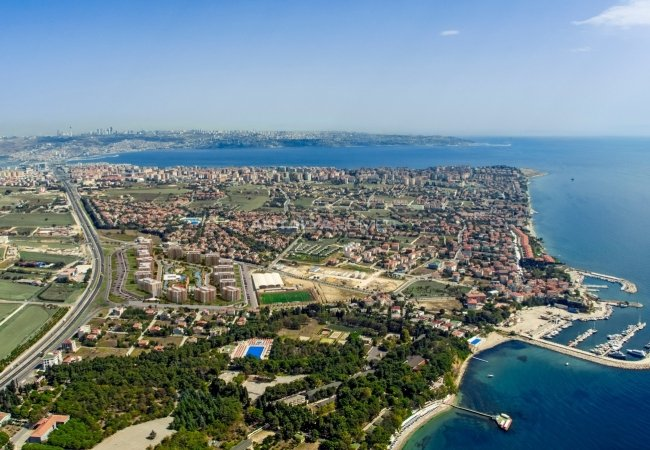 Istanbul Real Estate for Sale with High-quality Workmanship