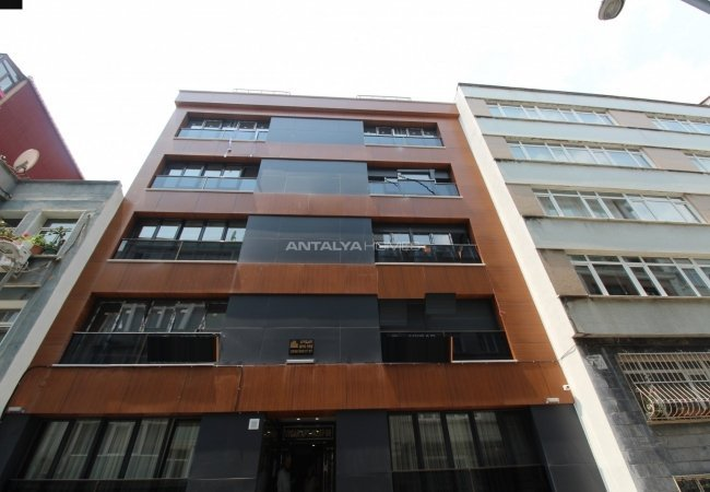 Duplex Istanbul Apartment for Sale in Sisli