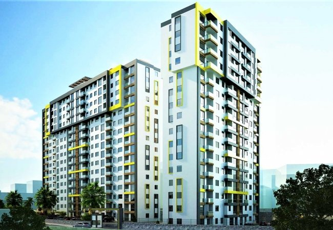 New Property Close to Airport and Subway Station in İstanbul