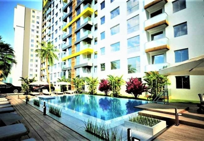 Luxury Modern Apartment with Sea Views in Kartal Istanbul