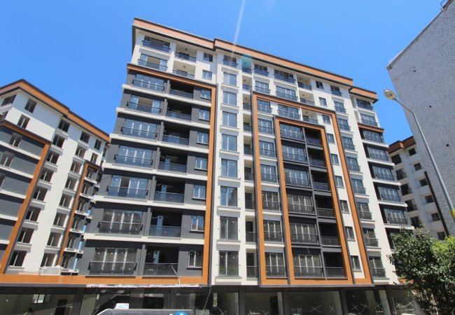 Brand-new Properties in Istanbul Eyup in a Luxury Complex