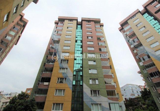 Квартира в Кягытхане в Комплексе с Богатой Инфраструктурой