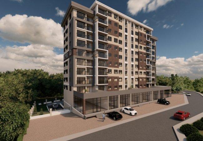 Capacious Tuzla Apartments in a Family Friendly Complex