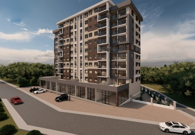 Investment Chance Shops in Turkey Istanbul with Ready Tenant