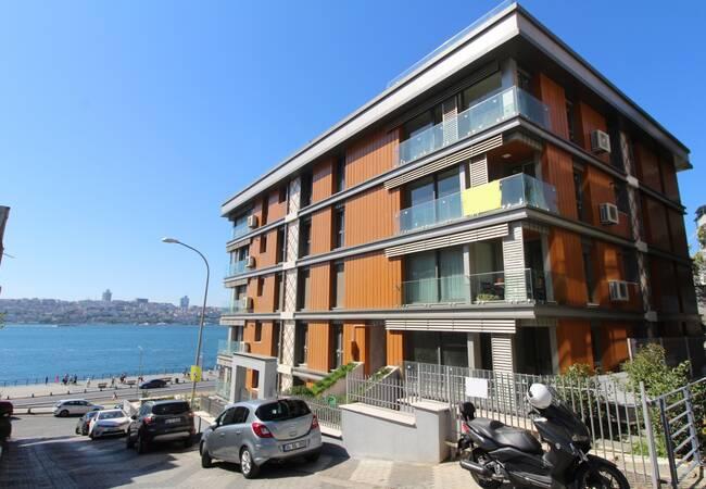 Квартира-Дуплекс в Ускюдаре с Видом на Босфор и Девичью Башню