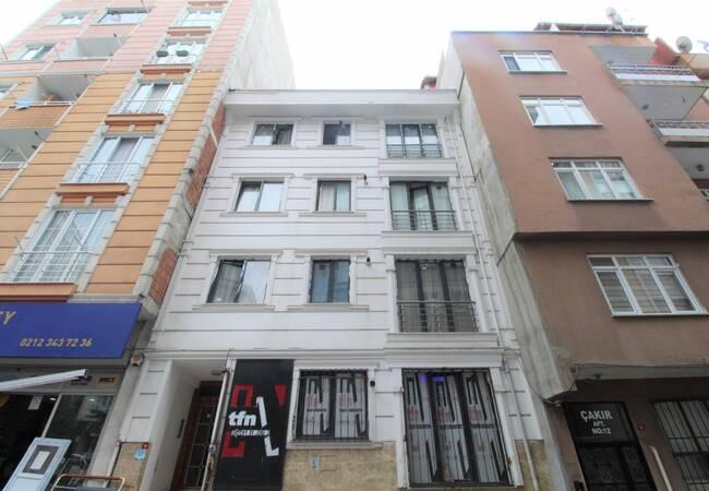 İstanbul Kağıthane'de Avantajlı Konumda Komple Bina