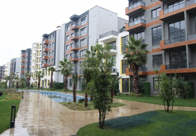 Well Located Flats Close to Social Amenities in İstanbul