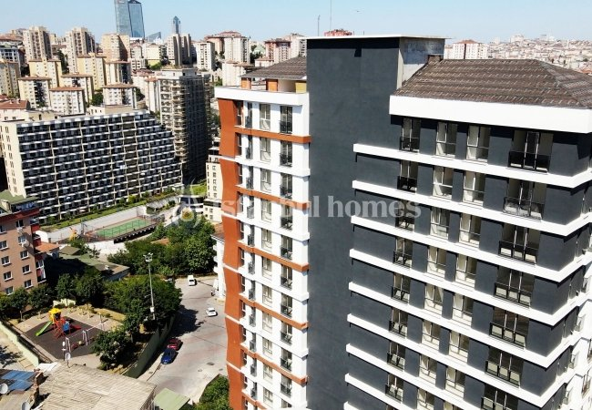 City View Apartments with Suitable Prices in Kagıthane