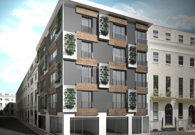 New Build Investment Apartments in Istanbul for Sale