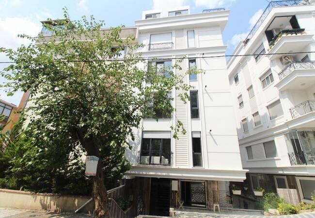 Новые Квартиры Недалеко от Шоссе D100 в Малтепе, Стамбул