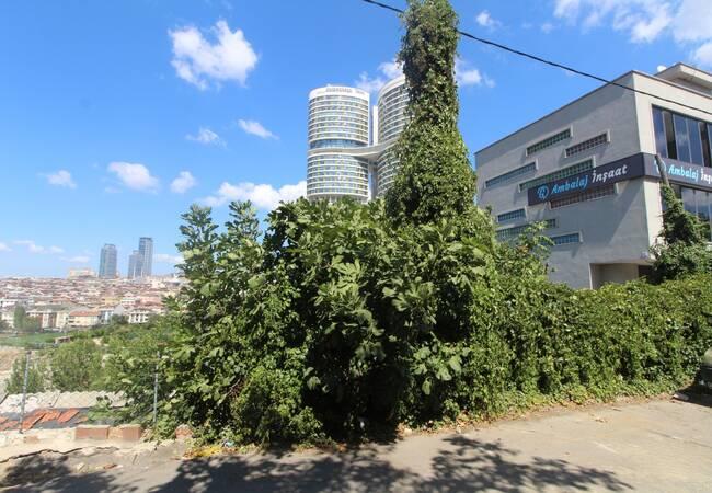 Земельный Участок в Стамбуле Недалеко от Магистрали D-100