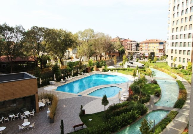 Современные Квартиры в Малтепе, Стамбул, Рядом с Шоссе D100