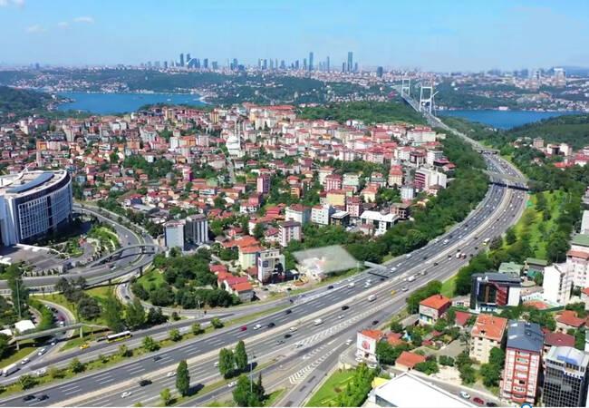 Инвестиционные Участки Возле Моста FSM в Бейкозе, Стамбул