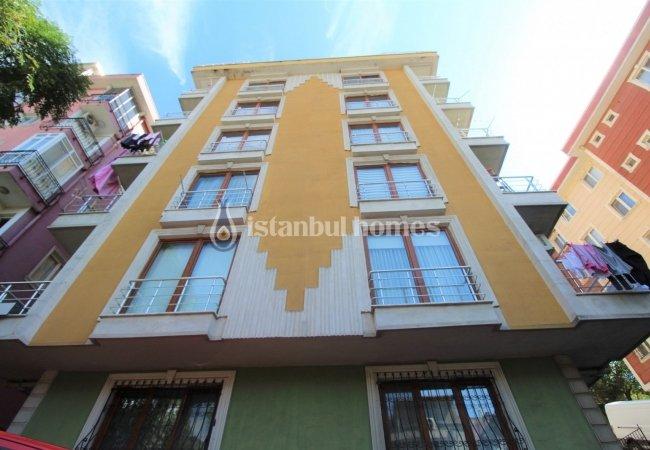 Отличная Квартира в Стамбуле Возле Метро и Трамвая
