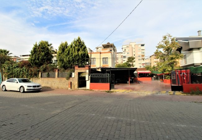 Tourism Zoned Land in a Valued Location in Pendik