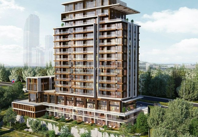 Modern Designed Flats with Investment Opportunity