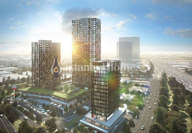 Perfectly Located Commercial Real Estate in Bağcılar