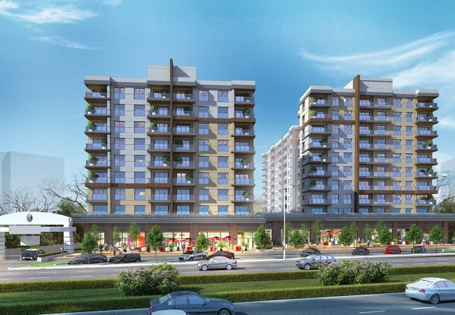 Lake View Properties with Investment Opportunity in Kucukcekmece