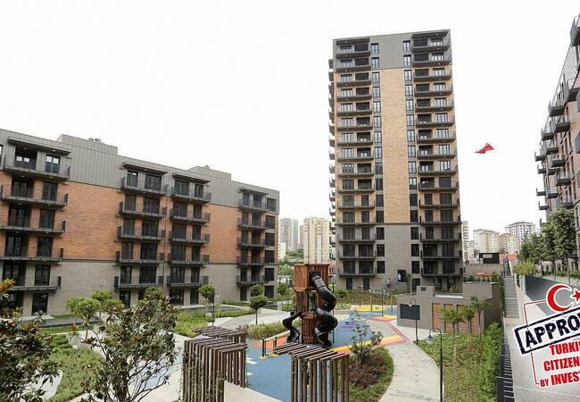 Profitable Apartments Close to Important Points of Umraniye