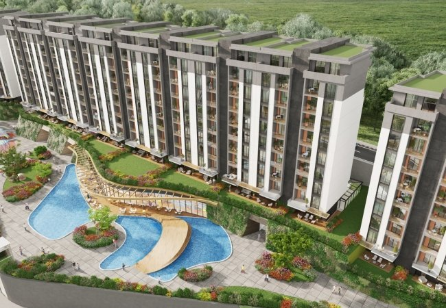 Spacious Apartments with Investment Opportunity in İstanbul