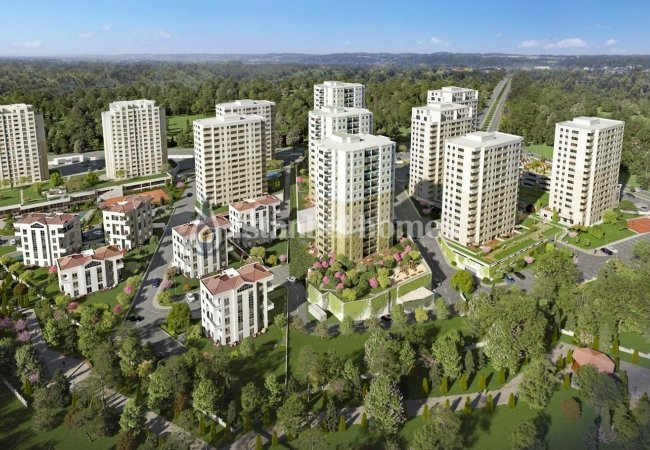 Investment Real Estate Surrounded by Nature in Avcılar