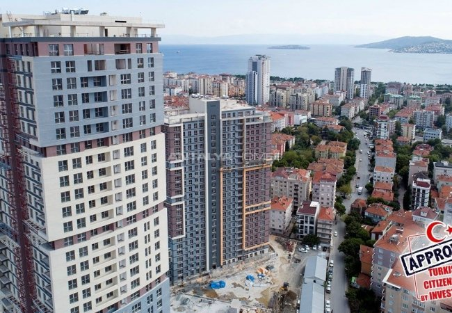 Key-ready Apartments in the Ideal Location of Istanbul