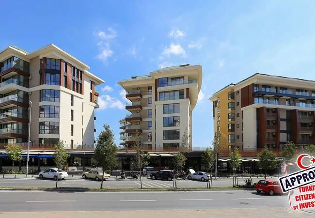 First-class Key-ready Apartments in Buyukcekmece